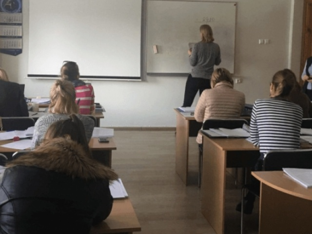 Buhalterių rengimo mokymo programa, 2019